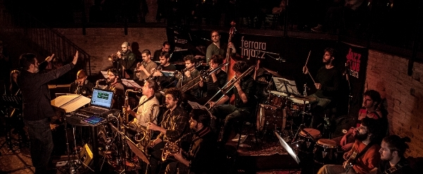 Tower Jazz Composers Orchestra - Concerto per Ustica